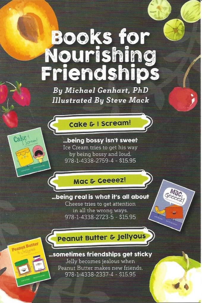 Books for Nourishing Friendships0001