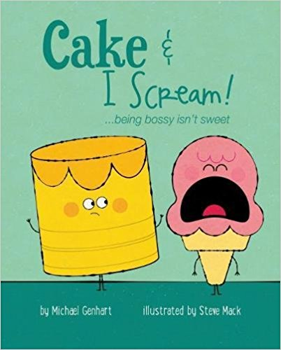 cake and i scream book cover
