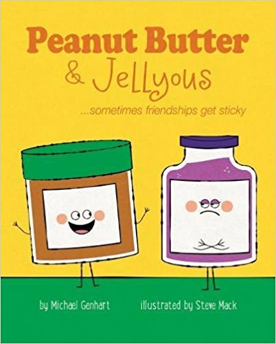 peanut butter and jellyous book cover